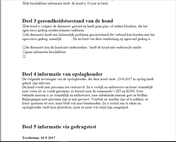 Risico assessment Faculteit Diergeneeskunde Universiteit Utrecht Claudia Vinke